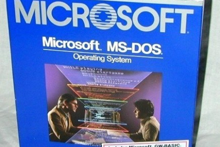Liberado el código fuente de MS/DOS y WORD