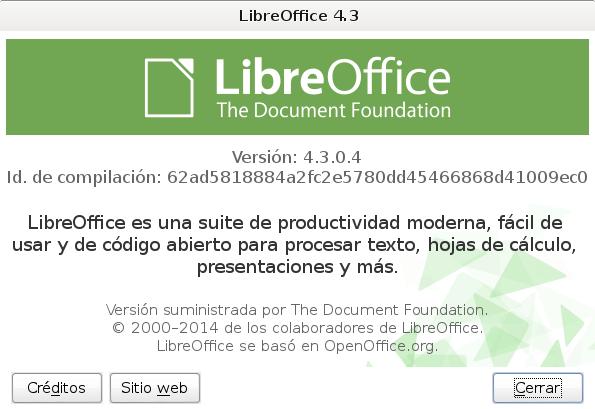 LibreOffice-4.3