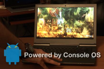 Console OS, juega a tus juegos Android desde tu PC