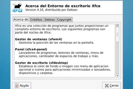 Instalar Xfce 4 10 en Debian Wheezy | Ubuntizando com