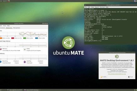 Ubuntu MATE 15.04 portado para Raspberry Pi 2
