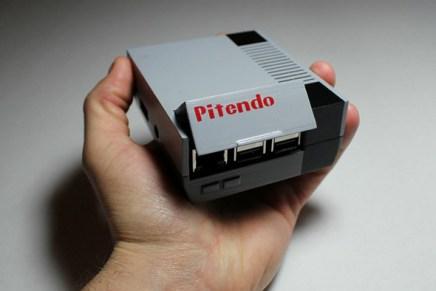 Pitendo, una Rasperry Pi para jugar a tus juegos retro favoritos.