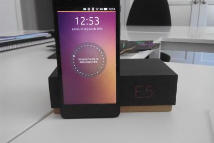 Liberada nueva actualización de Ubuntu Touch