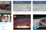 Telegram ahora permite reproducir canciones y videos