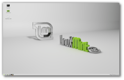 Linux Mint 17.2 Rafaela MATE