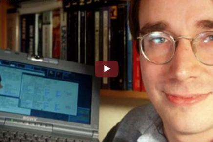The Code: Documental sobre la historia del Linux