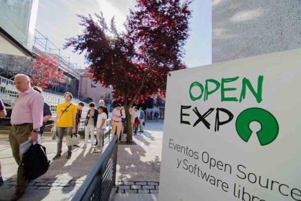OpenExpo 2016 abre un Call for Papers para su próxima edición y ofrece entradas gratis hasta febrero