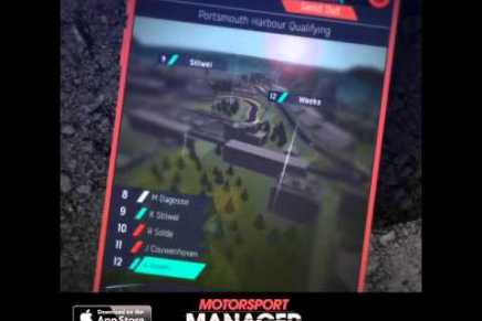 Motorsport Manager pasará del móvil al PC