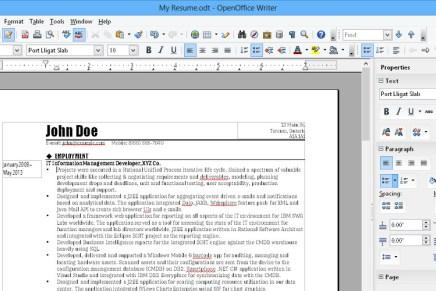 Bye, bye OpenOffice. Rumores apuntan al fin del proyecto.