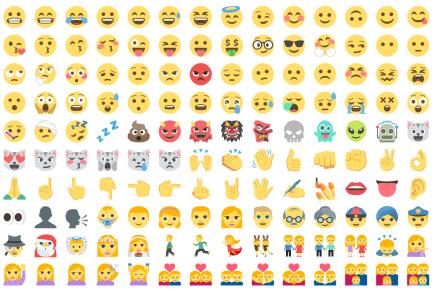 Como ver los Emojis a todo color en Ubuntu Linux