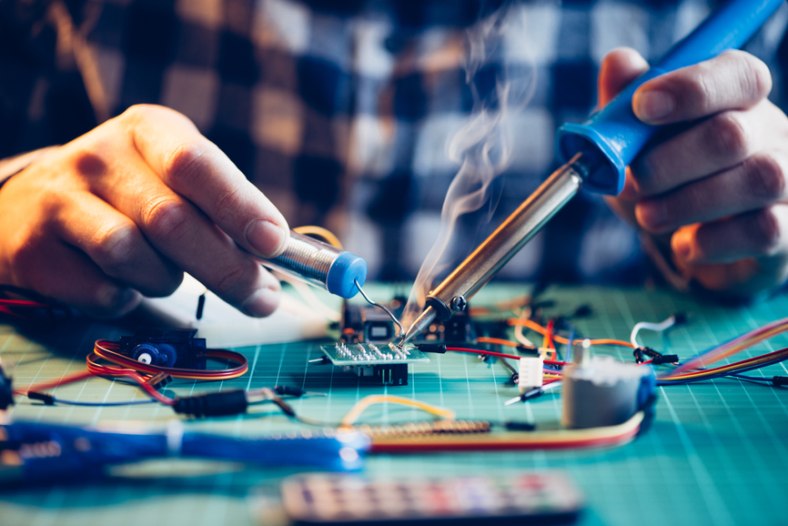 reparar electrónica