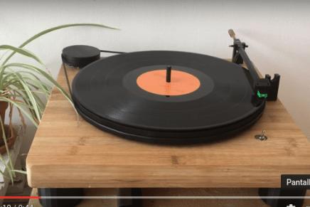 Construye tu tocadiscos artesanal controlado con Raspberry Pi