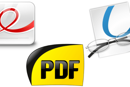 Sumatra, Evince y Okular: Tres buenos lectores de PDF justo para lo necesario