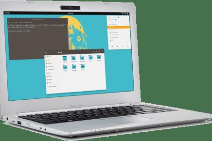 System76 presenta su propia distribución Linux. Cuando haces Pop!