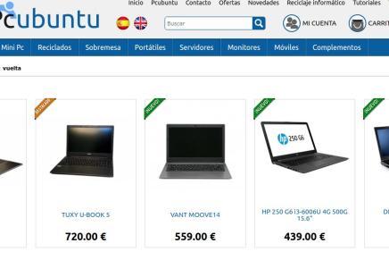 ¿Conoces la promoción vuelta al cole de PC Ubuntu?