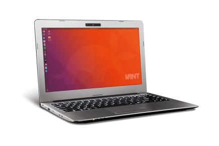 VANT presenta sus nuevos portátiles con procesadores i5 e i7 de octava generación.