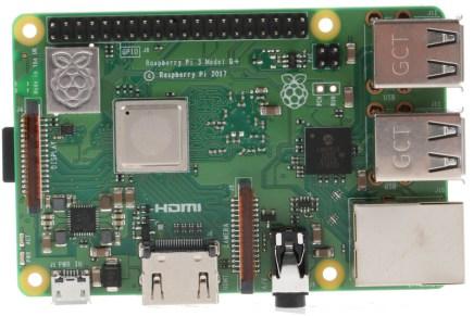 Ya está aquí la Raspberry Pi 3+