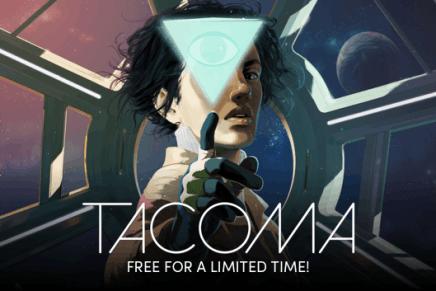 Tacoma disponible gratis para PC, Mac y Linux por tiempo limitado en Humble Bundle