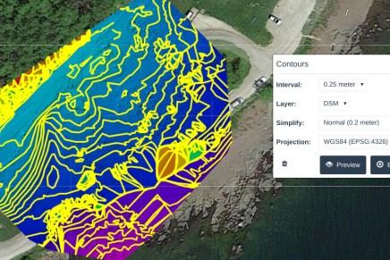 OpendroneMap, proyecto de código abierto para crear mapas de imágenes tomadas por drones