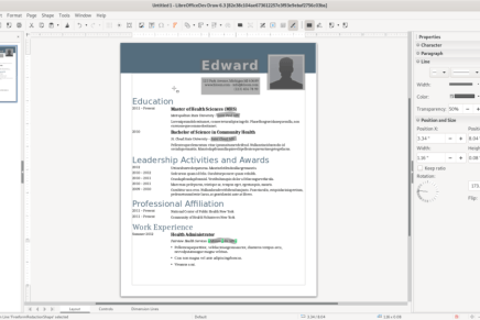 The Document Foundation anuncia LibreOffice 6.3