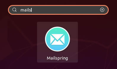 How to install and use MailSpring on Ubuntu 20.04 4