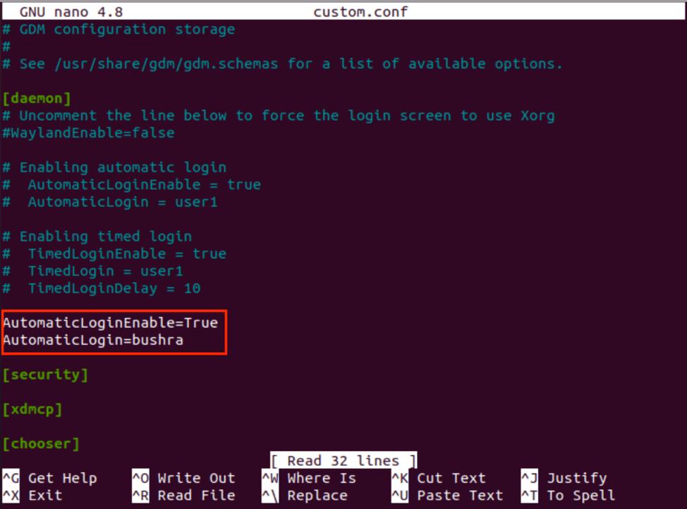 How to Enable Automatic Login on Ubuntu 20.04? 11
