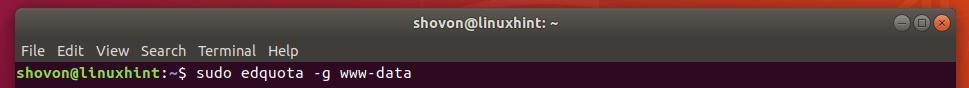 How to Use Quota on Ubuntu? 14