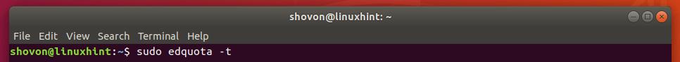 How to Use Quota on Ubuntu? 15