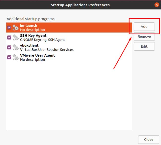 How to Manage Startup Programs on Ubuntu Linux 4