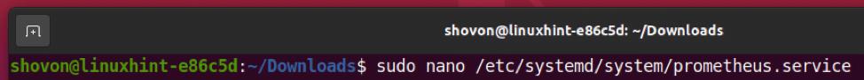 How to Install Prometheus on Ubuntu 20.04 LTS? 20