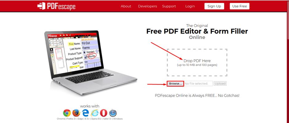 How to edit PDF file in Ubuntu 6