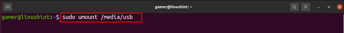 How to automount USB Drive in Ubuntu 15