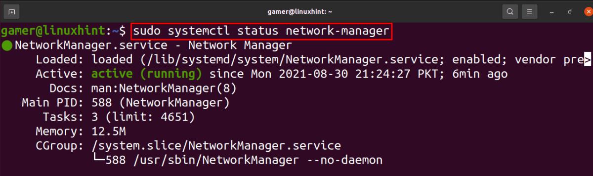 How to Use nmcli in Ubuntu 4