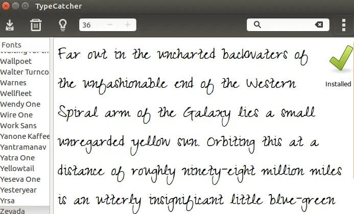 How to Install fonts on Ubuntu (Google Fonts, Adobe Fonts