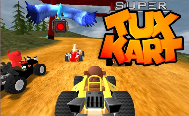 Download Supertuxkart For Ubuntu Best Racing Game On Linux