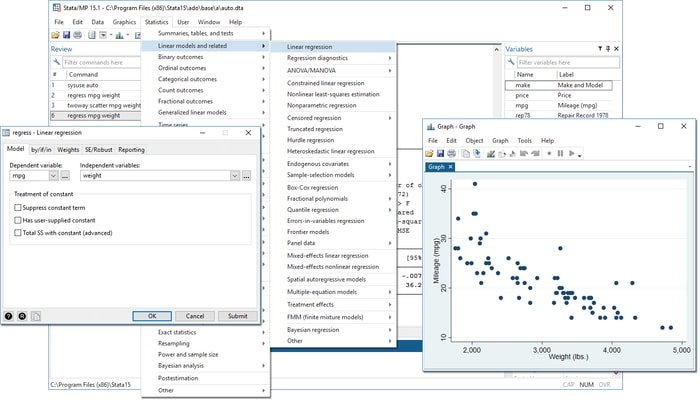 Top 15 Econometric Software and Statistical Software for Linux