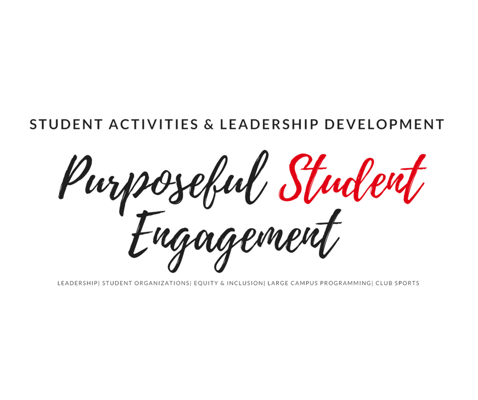 Student Activities and Leadership Development, Home