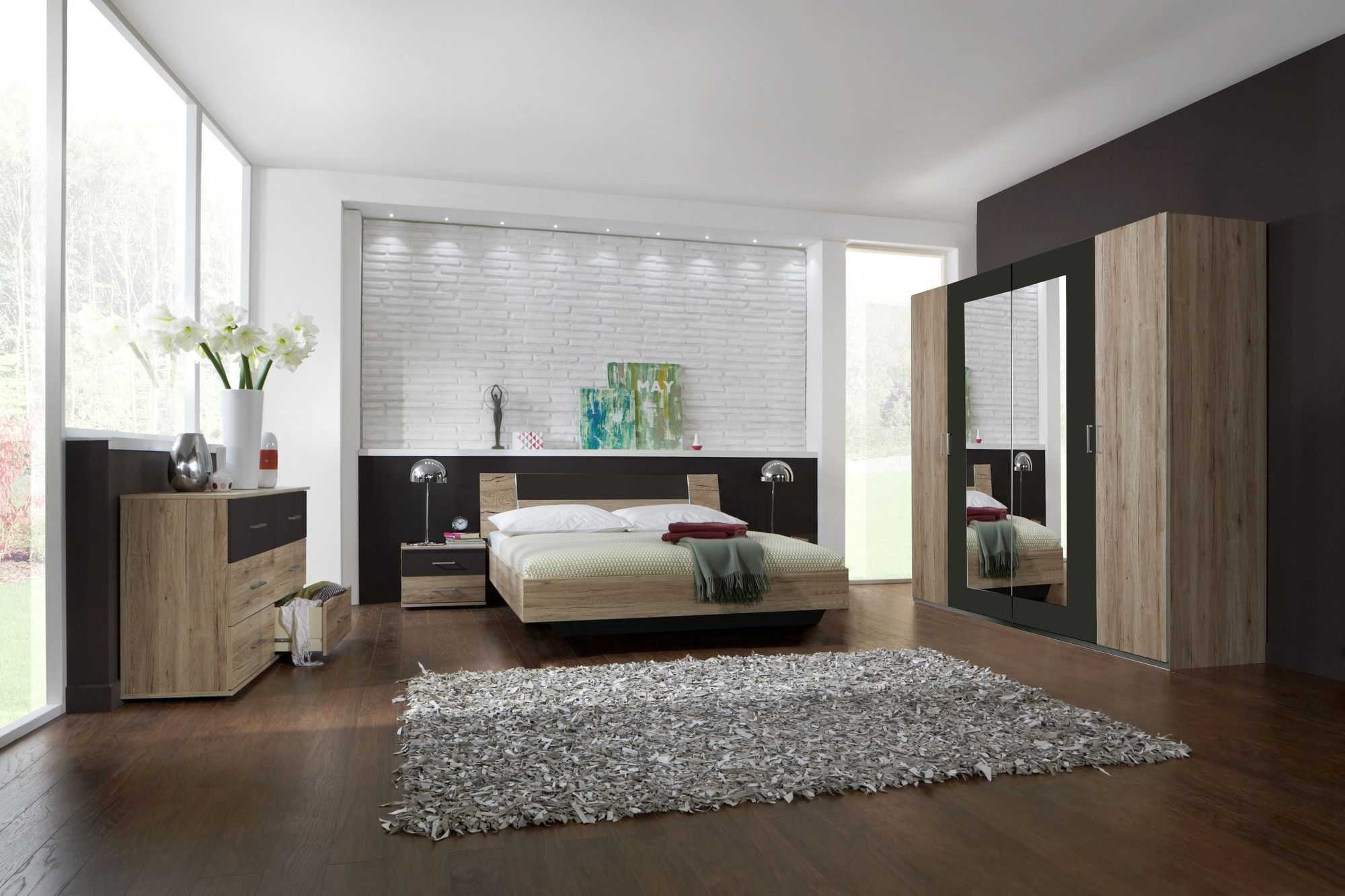 Comment amnager une chambre  coucher moderne
