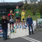 LESCAR – Course Juniors du Printemps – (support du championnat des landes juniors)