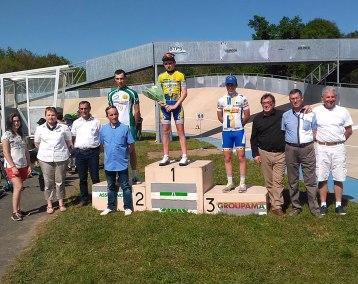 podium-cadets-landes-2018