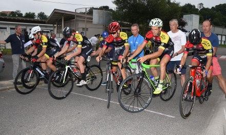 Tour des Landes – CLM (par équipe) PEYREHORADE – ST LON