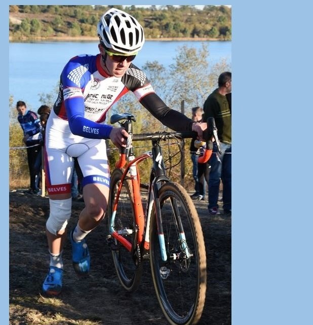 Cyclo-cross ARJUZANX