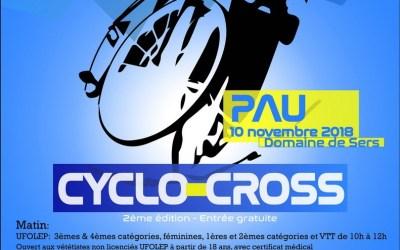 Cyclo cross de PAU