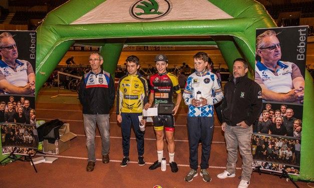 Samuel vainqueur en minime du Trophée Bébert LESBATS