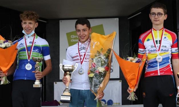 Samuel champion régional