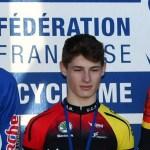 Dorian LAGRAVE au Championnat de France Avenir
