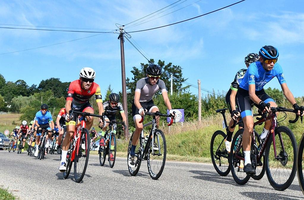 """5eme """"Val de Garonne Classic », souvenir Remi BOTTECHIA"""