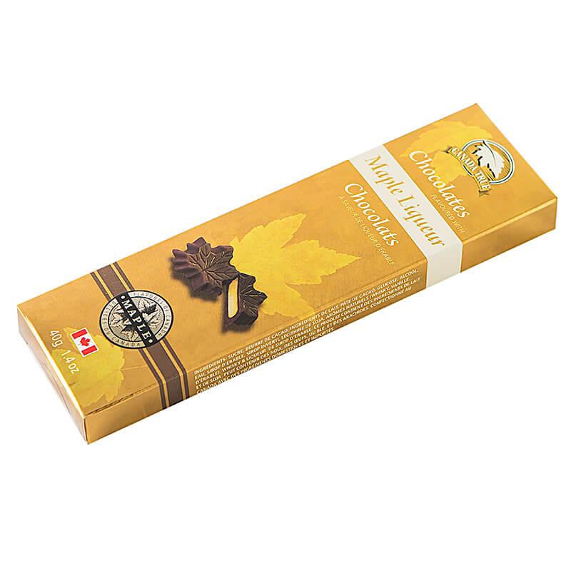 Maple Liqueur Chocolate 40g
