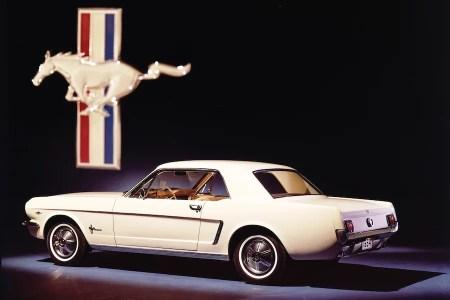 Samochód Ford Mustang