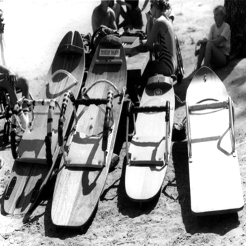 History of Adaptive Water Skiing